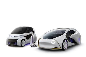 Toyota breidt aantal i-Concepts uit