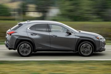 Lexus UX goedkoper door komst niet-hybride UX 200