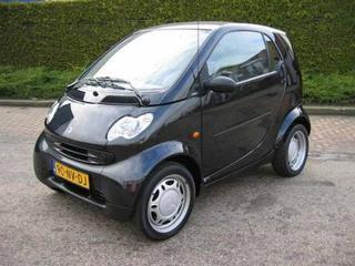 Smart city-coupé smart & pure 45pk (1999)