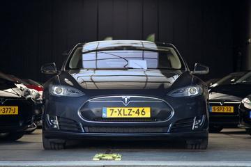 Gebruikte Model S steeds vaker aangeboden