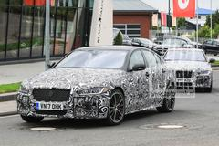 Gesnapt: Jaguar XE 'SVR'
