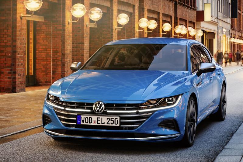 Volkswagen Arteon 2020 Shooting Brake R en eHybrid