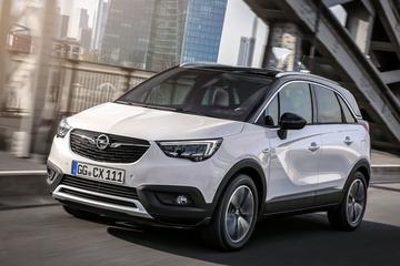 Gereden: Opel Crossland X
