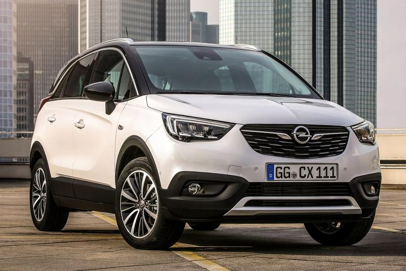 Opel Crossland X 1.2 Turbo 110pk Innovation (2018)