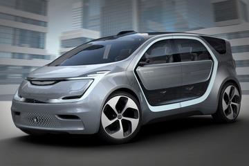 Chrysler Portal Concept debuteert tijdens CES