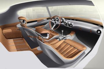 GTO Engineering toont interieur van Squalo