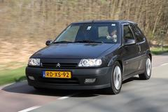Citroën Saxo 1.6i VTR – 1997 – 658.982 km – Klokje Rond