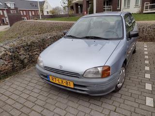 Toyota Starlet 1.3 XLi (1997)