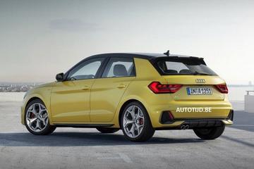 Gelekt: Audi A1