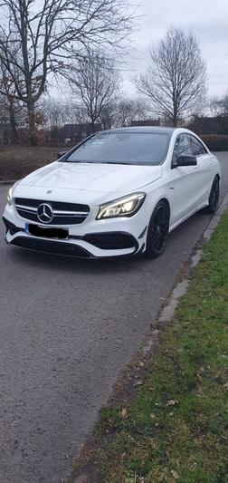 Mercedes-Benz CLA 45 AMG 4MATIC (2018)