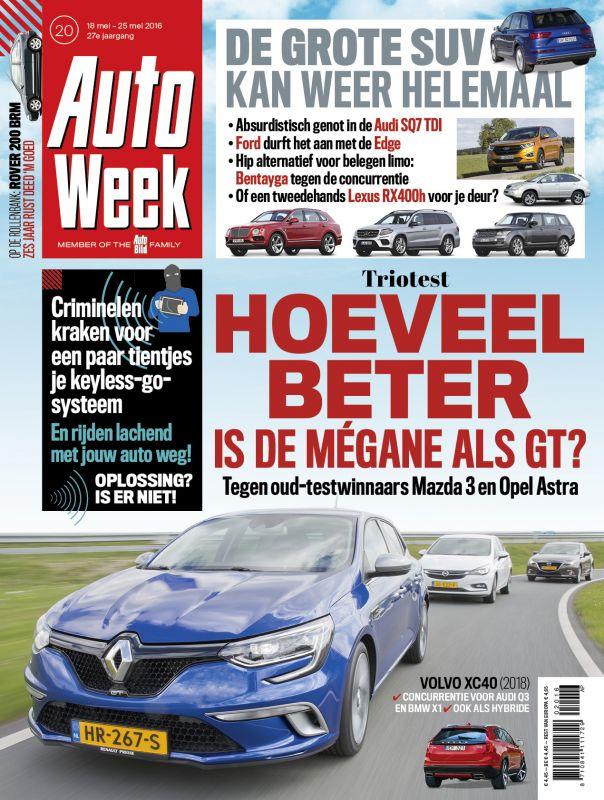 AutoWeek 20 2016