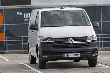 Europese verkoop van bedrijfswagens daalt