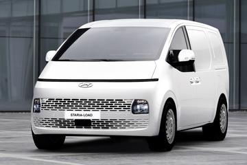 Hyundai Staria Load is flamboyante bestelbus