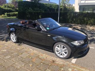 BMW 120d Cabrio High Executive (2010)