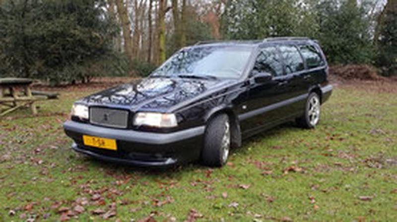 Volvo 850 T-5 2.3i 20V Turbo Estate Luxury (1996)