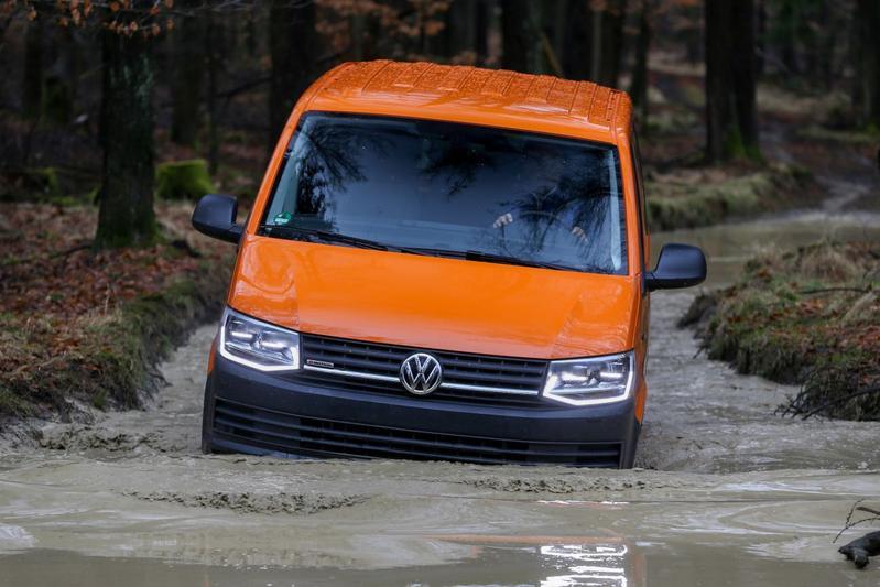 Volkswagen Transporter 2.0 TDI 150 pk 4motion gere