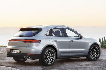 Nieuwe Porsche Macan wordt elektrisch