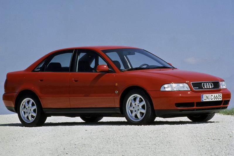 Audi A4 1.9 DI (1996)