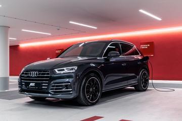 Plug-in hybride Audi Q5 niet veilig voor Abt