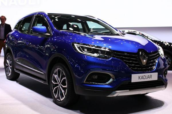 Vernieuwde Renault Kadjar geprijsd