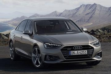 Audi beprijst nieuwe dieselmotor A4