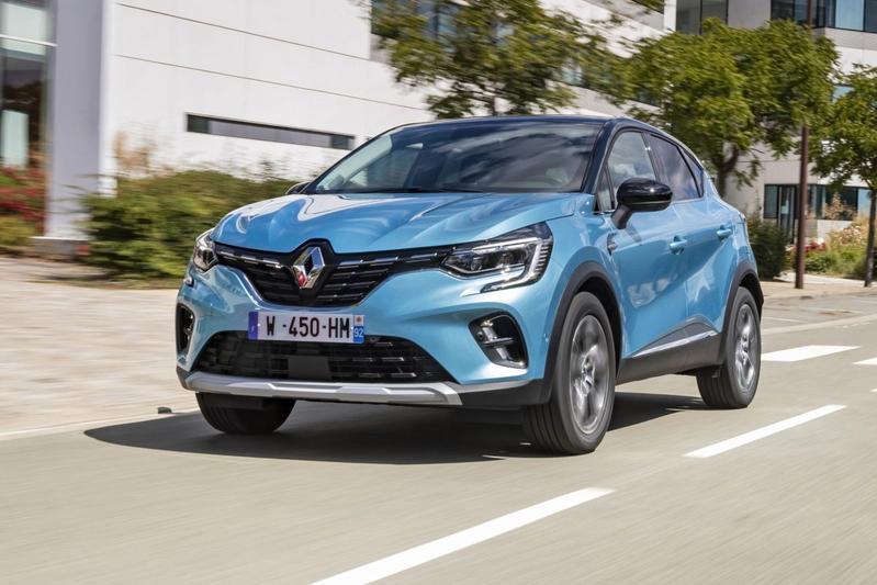 Renault Captur E-Tech - Eerste rijtest