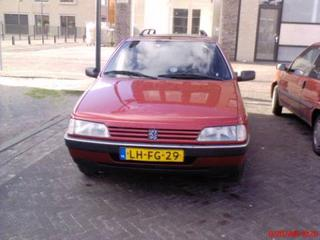 Peugeot 405 Break GRX D 1.9 (1995)