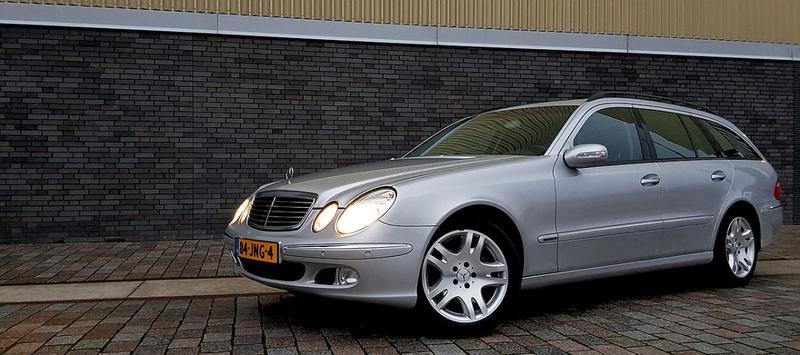 Mercedes-Benz E 240 Elegance Combi (2004)