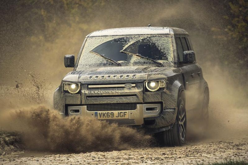 Land Rover Defender - Achtergrond