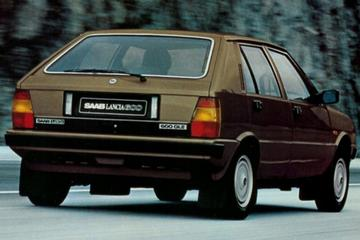 De Tweeling: Lancia Delta - Saab 600