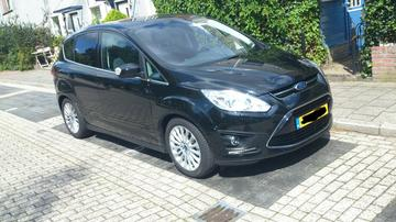 Ford C-MAX 1.0 EcoBoost 125pk Edition Plus (2014)