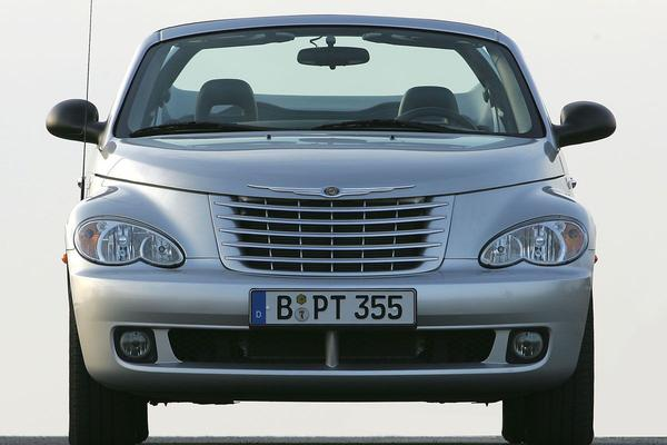 Facelift Friday Chrysler PT Cruiser