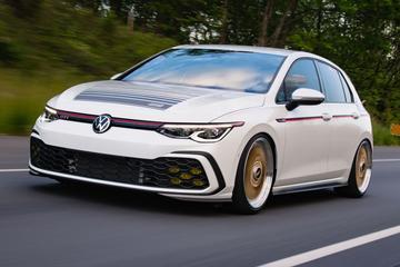 Volkswagen zet Golf GTI op BBS'jes