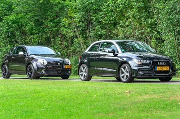 Alfa Romeo Mito (2012) - Audi A1 (2011) - Occasiondubbeltest