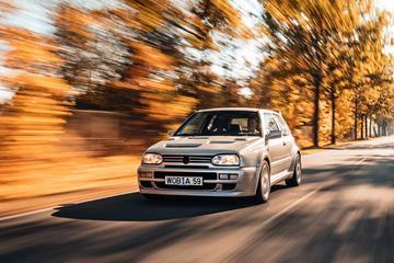 Volkswagen Golf III Rallye - Reportage
