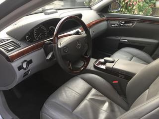 Mercedes-Benz S 500 Prestige Plus (2008)