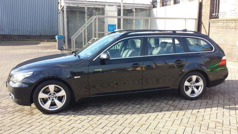 BMW 530d Touring High Executive (2007)
