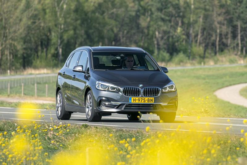 BMW 225xe Active Tourer - Test