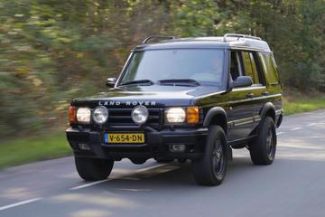 Land Rover Discovery TD5 - 2000 – 427.857 km - Klokje Rond