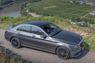 Nieuwe diesel voor Mercedes C200d