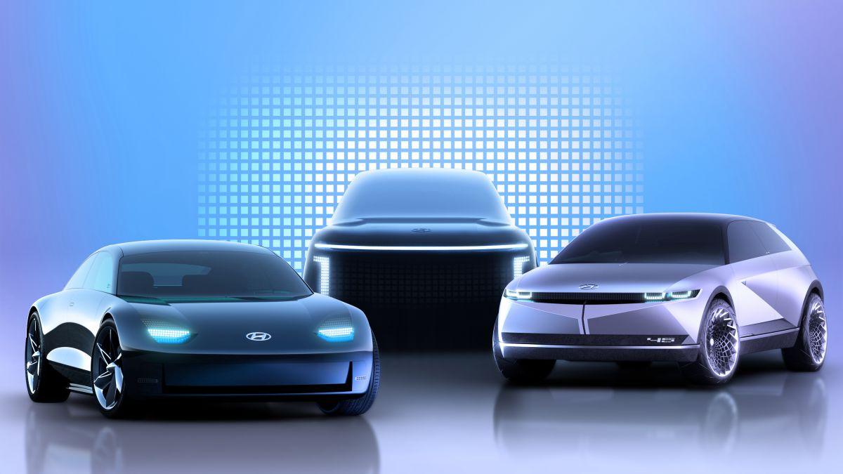 Ioniq los merk Hyundai