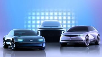 Hyundai maakt submerk van Ioniq