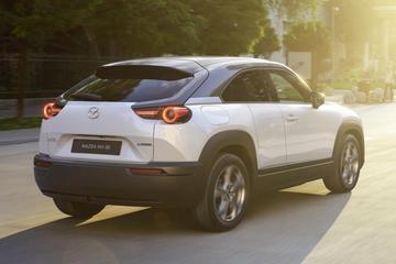 Mazda MX-30 krijgt wankelmotor!