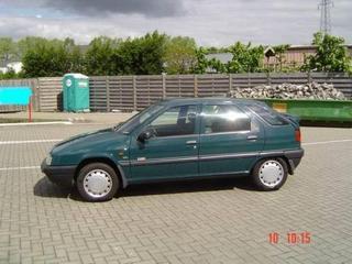 Citroën ZX Avantage 1.4 (1993)