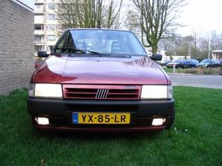 Fiat Uno 1.5 i.e. SX (1990)