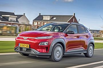 Topversie Hyundai Kona Electric stuk goedkoper