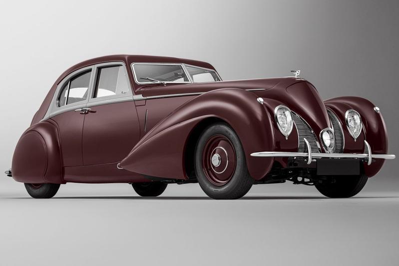 Bentley Corniche Mulliner