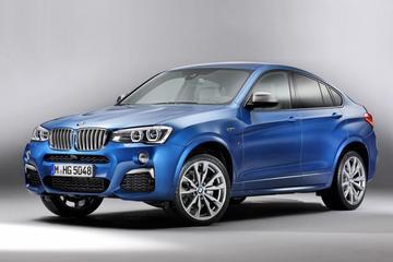 BMW X4 breekt los als M Performance