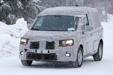 Nieuwe Renault Kangoo gesnapt