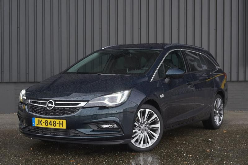 Opel Astra Sports Tourer 1.6 CDTI 136 pk (2016)